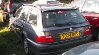 BMW 3-series (E46) Разборочный номер 44866 #2