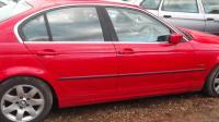 BMW 3-series (E46) Разборочный номер W8132 #2