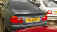 BMW 3-series (E46) Разборочный номер 46502 #3