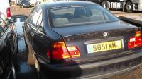 BMW 3-series (E46) Разборочный номер B1902 #2