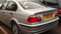 BMW 3-series (E46) Разборочный номер W8254 #2