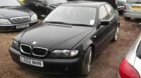 BMW 3-series (E46) Разборочный номер W8641 #1