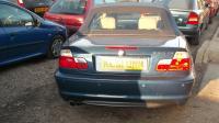 BMW 3-series (E46) Разборочный номер W8709 #1