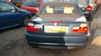 BMW 3-series (E46) Разборочный номер 48707 #1