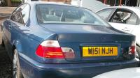 BMW 3-series (E46) Разборочный номер 48907 #2