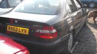 BMW 3-series (E46) Разборочный номер B2286 #1