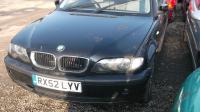 BMW 3-series (E46) Разборочный номер 49199 #3