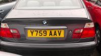 BMW 3-series (E46) Разборочный номер 49939 #3