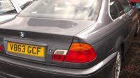 BMW 3-series (E46) Разборочный номер B2398 #2