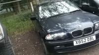 BMW 3-series (E46) Разборочный номер 50583 #2