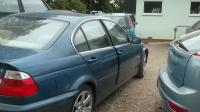 BMW 3-series (E46) Разборочный номер W9229 #2