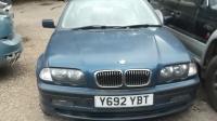 BMW 3-series (E46) Разборочный номер W9229 #4