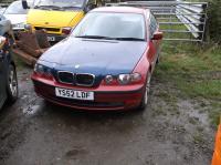 BMW 3-series (E46) Разборочный номер B2658 #1