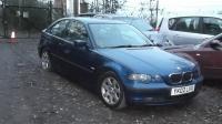 BMW 3-series (E46) Разборочный номер 52572 #1