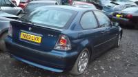 BMW 3-series (E46) Разборочный номер W9503 #2