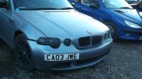 BMW 3-series (E46) Разборочный номер W9612 #1