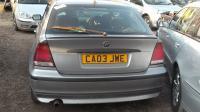 BMW 3-series (E46) Разборочный номер 53327 #5
