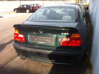BMW 3-series (E46) Разборочный номер S0437 #1