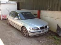 BMW 3-series (E46) Разборочный номер 53807 #1