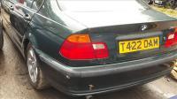 BMW 3-series (E46) Разборочный номер W9796 #2