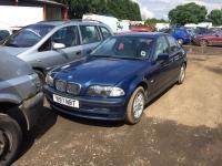 BMW 3-series (E46) Разборочный номер 54444 #1