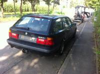 BMW 5-series (E34) Разборочный номер 44877 #2