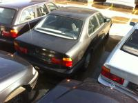 BMW 5-series (E34) Разборочный номер 45084 #2
