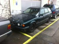 BMW 5-series (E34) Разборочный номер Z2542 #1