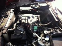 BMW 5-series (E34) Разборочный номер Z3055 #4