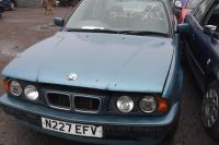 BMW 5-series (E34) Разборочный номер B2440 #1