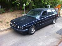 BMW 5-series (E34) Разборочный номер Z3459 #1