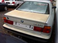 BMW 5-series (E34) Разборочный номер S0009 #1