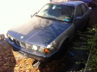BMW 5-series (E34) Разборочный номер Z3651 #1