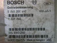 Блок управления АКПП BMW 5-series (E39) Артикул 1016186 - Фото #2