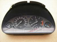 Щиток приборный (панель приборов) BMW 5-series (E39) Артикул 1170867 - Фото #1