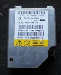 Блок управления Airbag BMW 5-series (E39) Артикул 51650899 - Фото #1