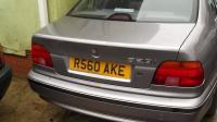 BMW 5-series (E39) Разборочный номер 42930 #2