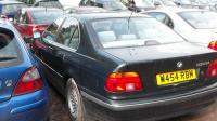 BMW 5-series (E39) Разборочный номер W7458 #1