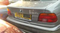 BMW 5-series (E39) Разборочный номер W7678 #1