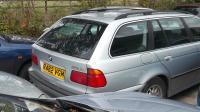 BMW 5-series (E39) Разборочный номер W7849 #1