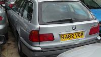 BMW 5-series (E39) Разборочный номер W7849 #2