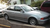BMW 5-series (E39) Разборочный номер W7884 #1