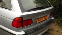 BMW 5-series (E39) Разборочный номер 45264 #2