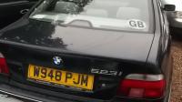 BMW 5-series (E39) Разборочный номер W7932 #2