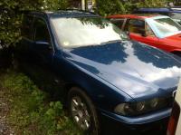 BMW 5-series (E39) Разборочный номер X8638 #2