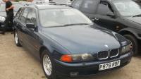 BMW 5-series (E39) Разборочный номер B1828 #1