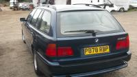 BMW 5-series (E39) Разборочный номер 45893 #2