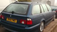 BMW 5-series (E39) Разборочный номер W8156 #2
