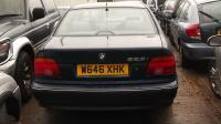 BMW 5-series (E39) Разборочный номер 46952 #1