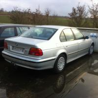 BMW 5-series (E39) Разборочный номер Z2854 #1